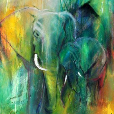 malerier af dyr